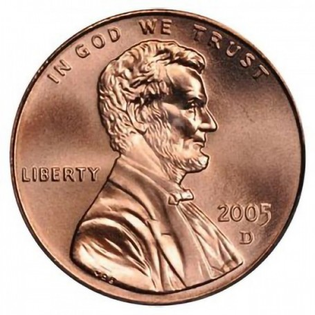 2005-D Lincoln Cent