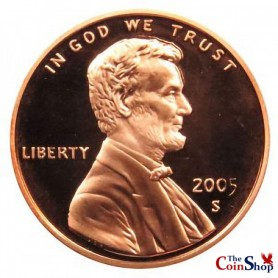2005-S Lincoln Cent