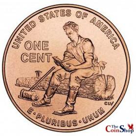 2009-P Lincoln Cent Formative Years
