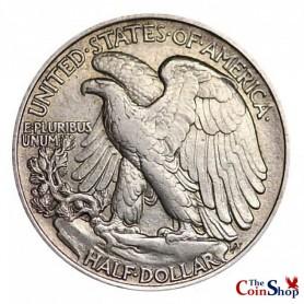 1916-P Walking Liberty Half Dollar Rare KEY DATE