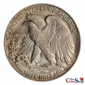 1916-S Walking Liberty Half Dollar RARE Key Date
