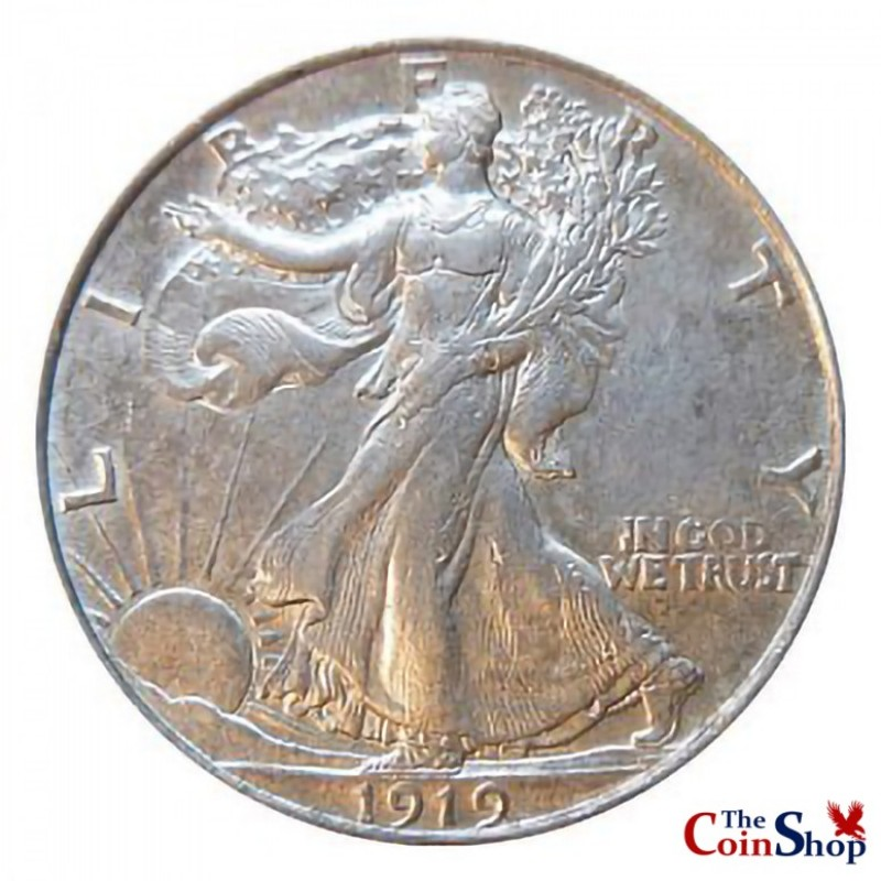 1919-P Walking Liberty Half Dollar
