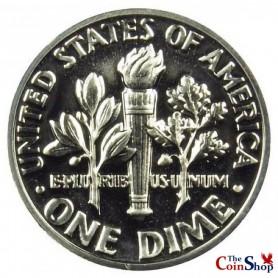 1969-S Roosevelt Dime