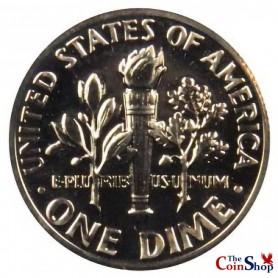 1971-S Roosevelt Dime