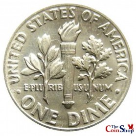 1972-P Roosevelt Dime