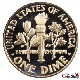 1983-S Roosevelt Dime