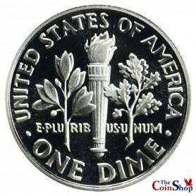 2003-S Roosevelt Dime
