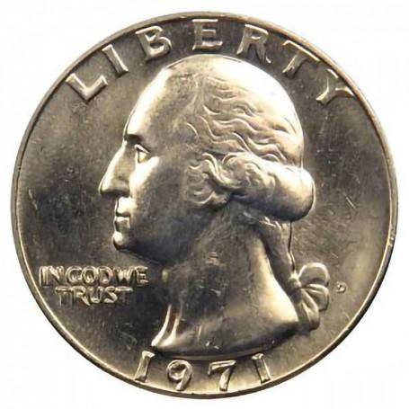 1971-D Washington Quarter