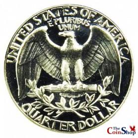 1974-S Proof Washington Quarter