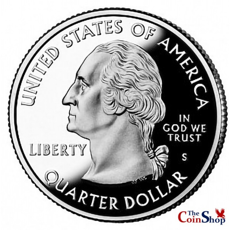 2009-S American Samoa Silver Quarter Proof