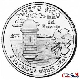 2009-P Puerto Rico Quarter