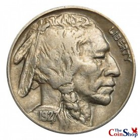 1927-P Buffalo Nickel