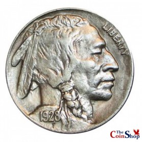 1928-P Buffalo Nickel