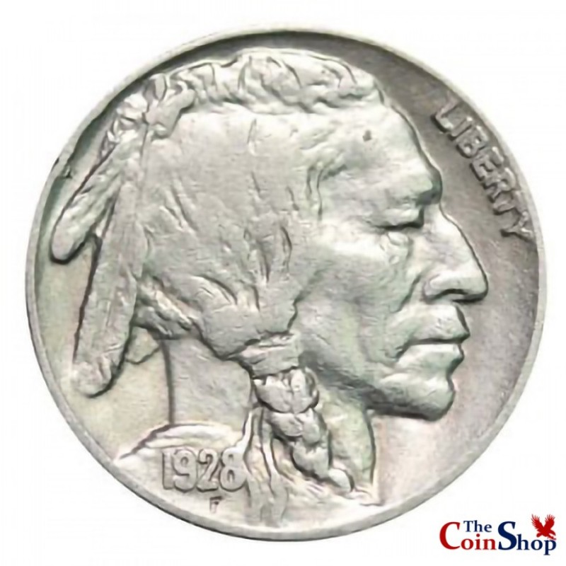 1928-S Buffalo Nickel