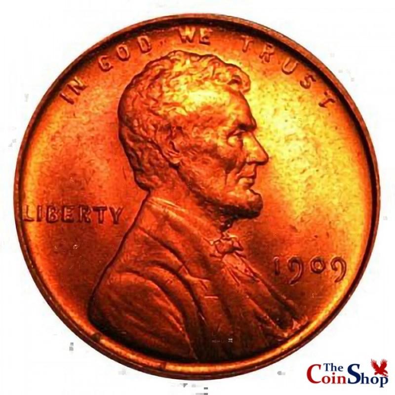 1909-P Lincoln Wheat Cent