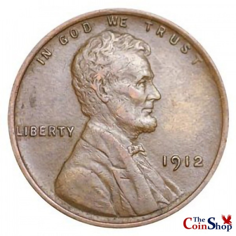 1912-P Lincoln Wheat Cent