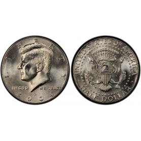 2004-D Kennedy Half Dollar