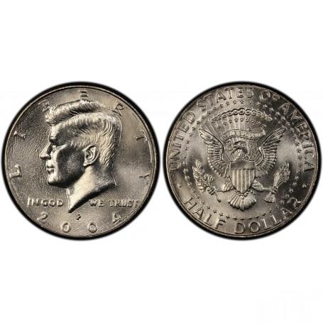 2004-P Kennedy Half Dollar