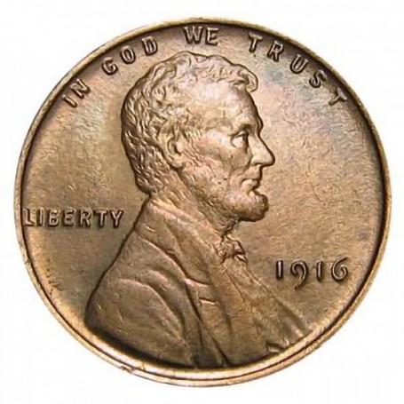 1916-P Lincoln Wheat Cent