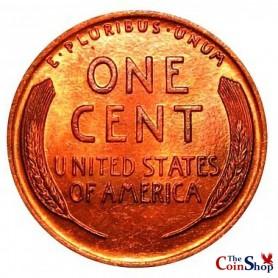 1917-P Lincoln Wheat Cent