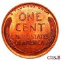 1917-P Lincoln Wheat Cent