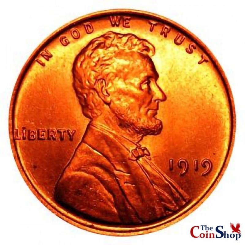 1919-P Lincoln Wheat Cent