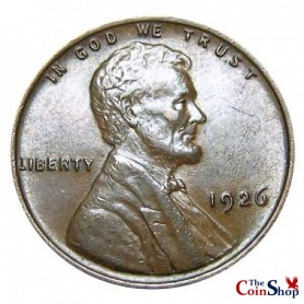 1926-P Lincoln Wheat Cent