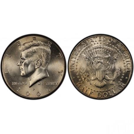 2006-P Kennedy Half Dollar