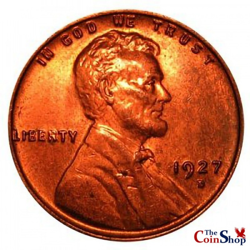 1927-D Lincoln Wheat Cent