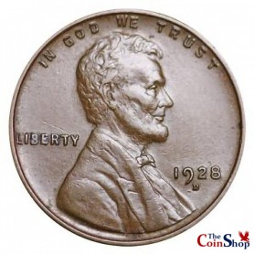 1928-D Lincoln Wheat Cent
