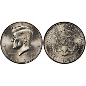 2007-D Kennedy Half Dollar