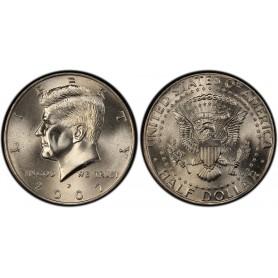 2007-P Kennedy Half Dollar