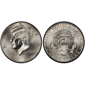2008-D Kennedy Half Dollar