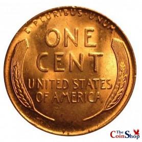 1937-P Lincoln Wheat Cent