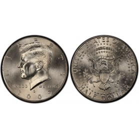 2009-D Kennedy Half Dollar