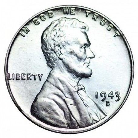 1943-D Lincoln Wheat Cent
