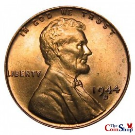1944-D Lincoln Wheat Cent