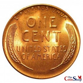 1946-S Lincoln Wheat Cent