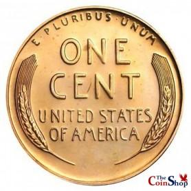 1951-P Lincoln Wheat Cent