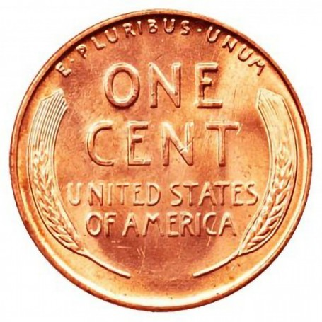 1953-D Lincoln Wheat  Cent