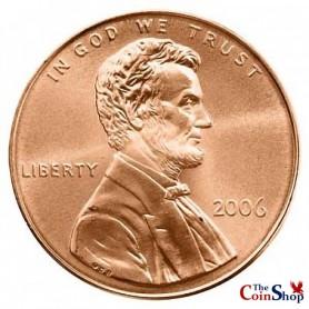 2006-P Lincoln Memorial Cent