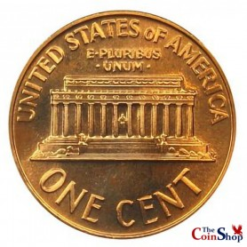 1966-P SMS Lincoln Cent
