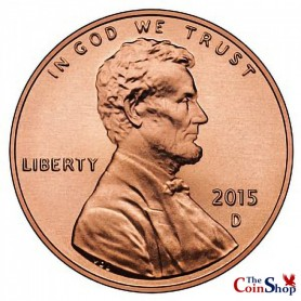 2015-D Lincoln Cent
