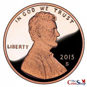 2015-S Lincoln Cent