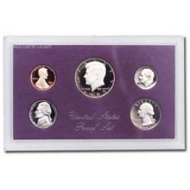 1985-S Proof Set