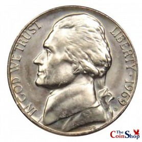 1969-D Jefferson Nickel