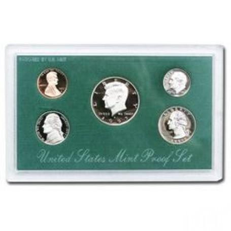 1997 US Mint Proof Set