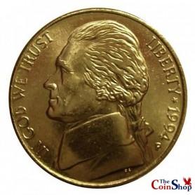 1994-P Jefferson Nickel