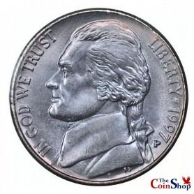 1997-P Jefferson Nickel