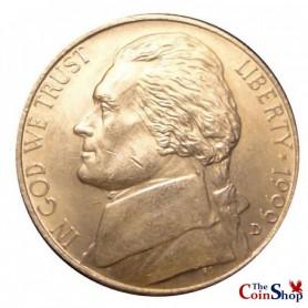 1999-D Jefferson Nickel